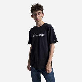 Columbia Csc Basic Logo Short Sleeve 1680053 010