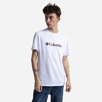 Columbia Csc Basic Logo Short Sleeve 1680053 100