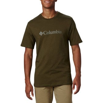 Columbia Csc Basic Logo Short Sleeve 1680053 327