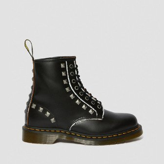 DR. MARTENS 1460 STUD Rolled Vintage Smooth 25202001