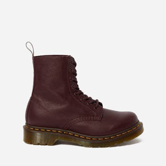 DR. MARTENS SHOES MARTENS PASCAL CHERRY RED