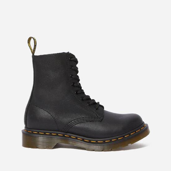 DR. MARTENS SHOES MARTENS PASCAL BLACK NOIR